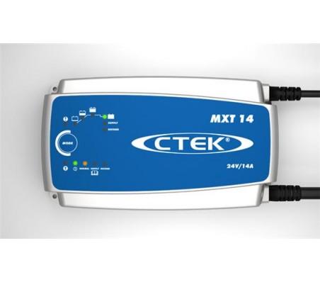 chargeur ctek mxt 14 24 volts. Black Bedroom Furniture Sets. Home Design Ideas