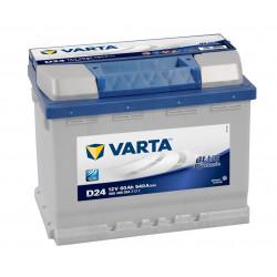 Autre photographie de BATTERIE VARTA BLUE DYNAMIC D24 12V 60AH 540A