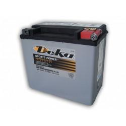 Aperçu du produit DEKA BATTERIES POWERSPORTS ETX16L
