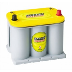 Aperçu du produit BATTERIE OPTIMA YELLOWTOP YTR3.7
