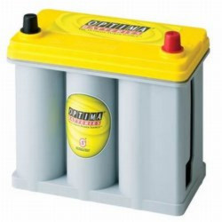 Aperçu du produit BATTERIE OPTIMA YELLOWTOP YTR2.7