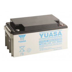 Aperçu du produit BATTERIE YUASA NPC65-12