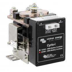 Aperçu du produit MICROPROCESSEUR VICTRON  CYRIX -I 12/48 VOLTS  400 A