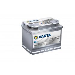 Aperçu du produit BATTERIE VARTA START STOP PLUS AGM D52 12V 60AH 680A