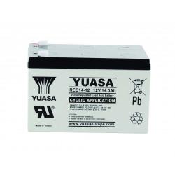 Aperçu du produit BATTERIE YUASA  REC14-12