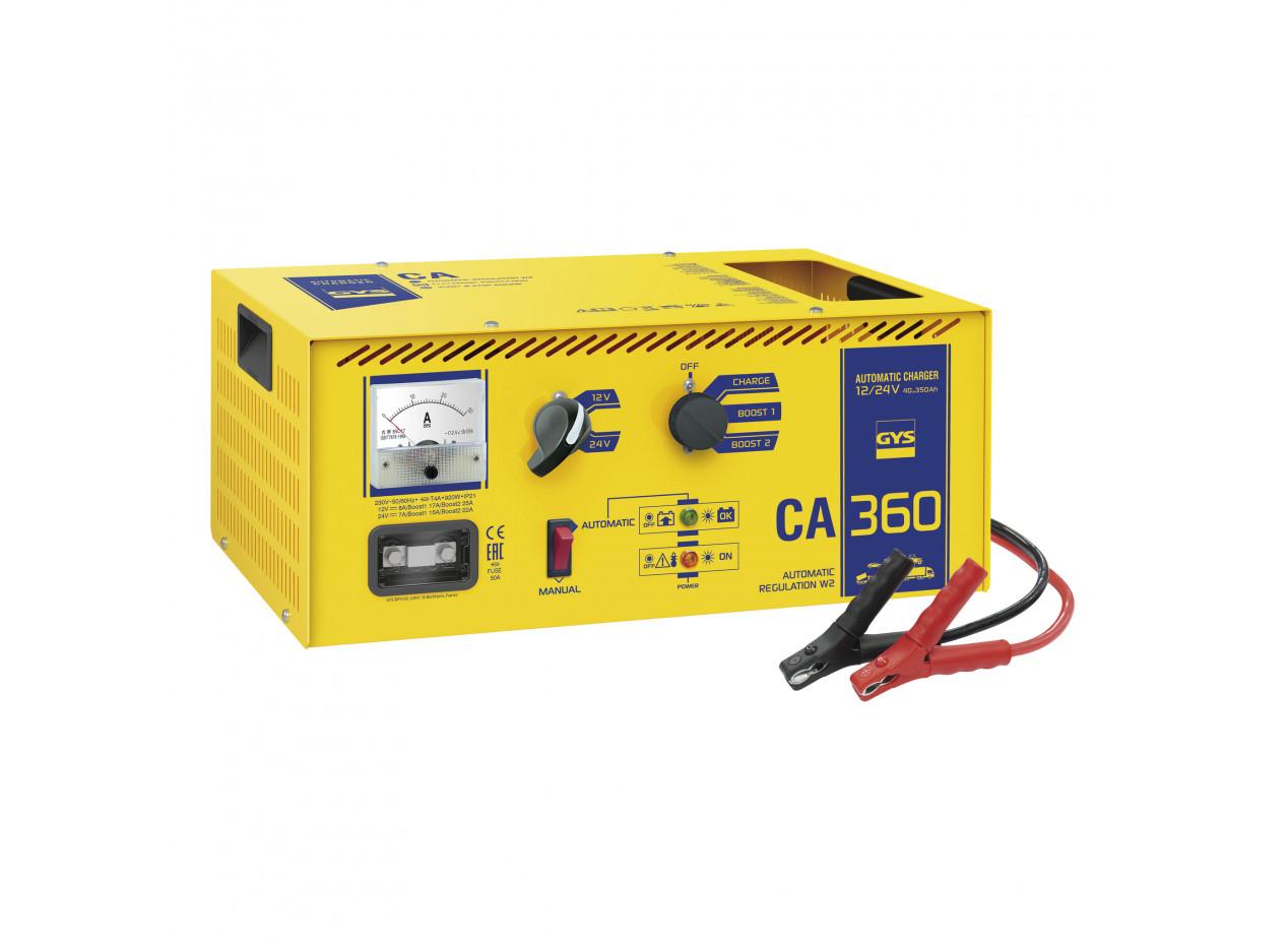 chargeur de batterie de voiture 12 24v