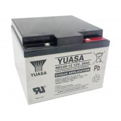 Aperçu du produit BATTERIE YUASA  REC26-12I
