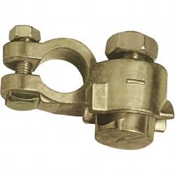 Aperçu du produit 1 cosse négative batterie double serrage PL/TP - Pour câble 16 mm-70mm²