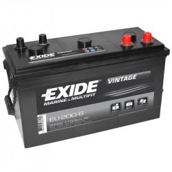 Aperçu du produit BATTERIE EXIDE VINTAGE 6V 200Ah 1150A(EN) M06