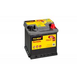 Aperçu du produit Batterie FULMEN FORMULA FB440 12V 44AH 400A