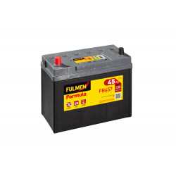 Aperçu du produit BATTERIE FULMEN FORMULA FB457 12V 45AH 330A