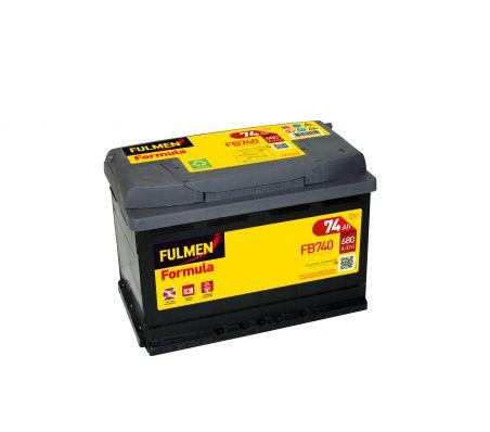 Batterie FULMEN FORMULA FB740