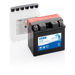 Aperçu du produit BATTERIE EXIDE AGM  ETZ7-BS