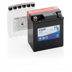 Aperçu du produit BATTERIE EXIDE AGM ETX7L-BS/ YTX7L-BS