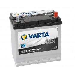 Aperçu du produit BATTERIE VARTA BLACK DYNAMIC B23 12V 45AH 300A