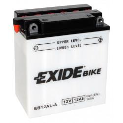 Aperçu du produit BATTERIE EXIDE 12V EB12AL-A/YB12AL-A