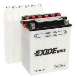 Aperçu du produit BATTERIE EXIDE 12V EB14L-A2/YB14L-A2