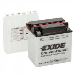 Aperçu du produit BATTERIE EXIDE 12V EB14A-A2/YB14A-A2