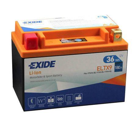 BATTERIE EXIDE LI-ION  ELTX9