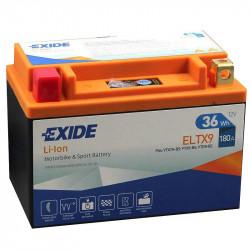 Autre photographie de BATTERIE EXIDE LI-ION  ELTX9