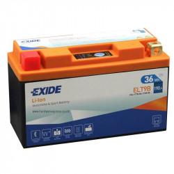 Aperçu du produit BATTERIE EXIDE LI-ION  ELT9B