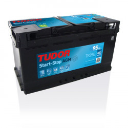 Aperçu du produit Batterie Start-stop AGM TUDOR TK950 12V 95Ah 850A