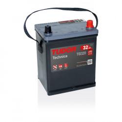 Aperçu du produit Batterie TECHNICA TUDOR TB320 12V 32Ah 270A