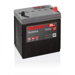 Aperçu du produit Batterie TECHNICA TUDOR TB356 12V 35Ah 240A