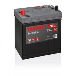 Aperçu du produit Batterie TECHNICA TUDOR TB357 12V 35Ah 240A