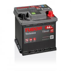 Aperçu du produit Batterie TECHNICA TUDOR TB440 12V 44Ah 400A