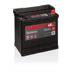 Aperçu du produit Batterie TECHNICA TUDOR TB450 12V 45Ah 330A