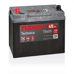 Aperçu du produit Batterie TECHNICA TUDOR TB455 12V 45Ah 330A