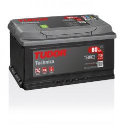 Aperçu du produit Batterie TECHNICA TUDOR TB802 12V 80Ah 700A