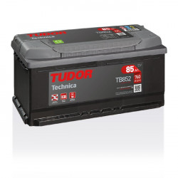 Aperçu du produit Batterie TECHNICA TUDOR TB852 12V 85Ah 760A