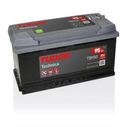 Aperçu du produit Batterie TECHNICA TUDOR TB950 12V 95Ah 800A