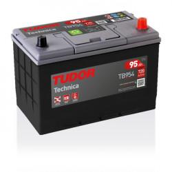 Aperçu du produit Batterie TECHNICA TUDOR TB954 12V 95Ah 720A