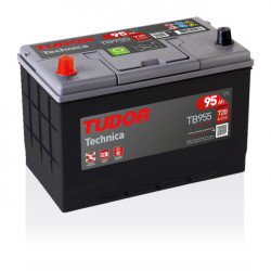 Aperçu du produit Batterie TECHNICA TUDOR TB955 12V 95Ah 720A