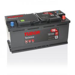 Aperçu du produit Batterie TECHNICA TUDOR TB1100 12V 110Ah 850A