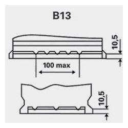 YBX3202 Yuasa SMF Autobatterie 12V 40Ah