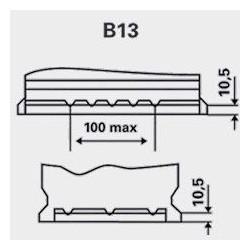 Autre photographie de Batterie Start-stop EFB TUDOR TL600 12V 60Ah 640A