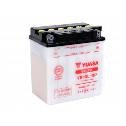 Aperçu du produit BATTERIE MOTO YUASA YB10L-BP 12V 12AH 165A
