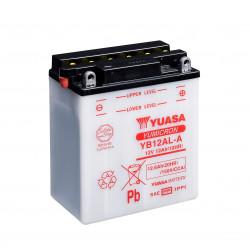 Aperçu du produit BATTERIE MOTO YUASA YB12AL-A 12V 12AH 150A