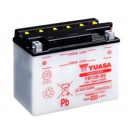 Aperçu du produit BATTERIE MOTO YUASA YB12B-B2 12V 12AH 140A