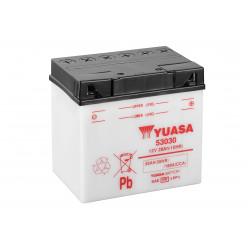 Aperçu du produit BATTERIE MOTO YUASA 53030 12V 30AH 180A