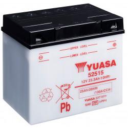 Aperçu du produit BATTERIE MOTO YUASA 52515
