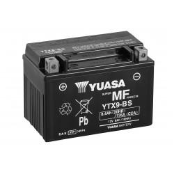 Aperçu du produit BATTERIE MOTO YUASA AGM YTX9-BS 12V 8AH 135A