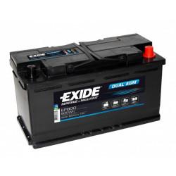 Aperçu du produit BATTERIE EXIDE DUAL AGM EP800 12V 95AH 850A