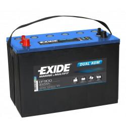 Aperçu du produit BATTERIE EXIDE DUAL AGM EP900 12V 100AH 720A