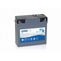 BATTERIE EXIDE GEL12-19