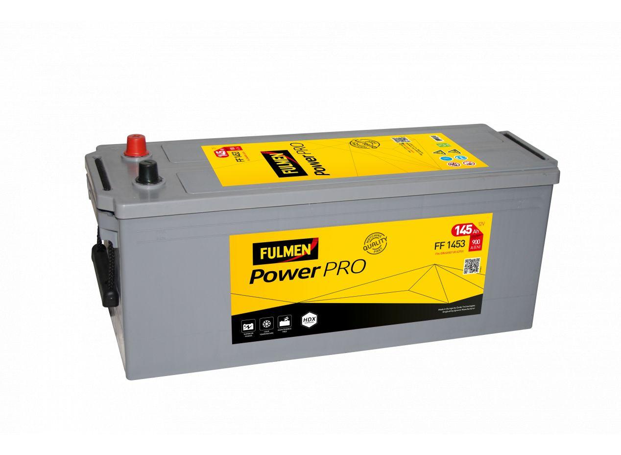 BATTERIE FULMEN PRO POWER FF1453 12V 145AH 900A